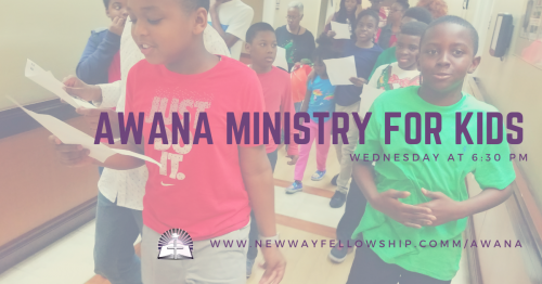 Awana Ministry For Kids