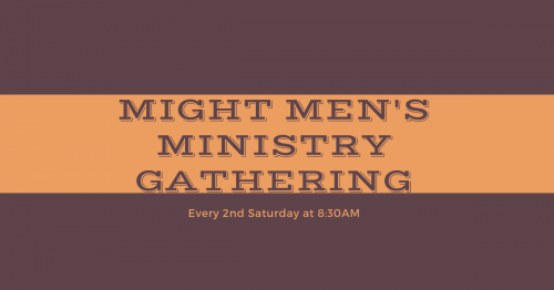 Might Men's Ministry